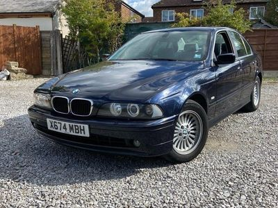 used BMW 525 5 Series 2.5 i 4dr