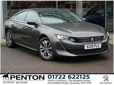 used Peugeot 508 1.5 BlueHDi Allure Fastback EAT (s/s) 5dr