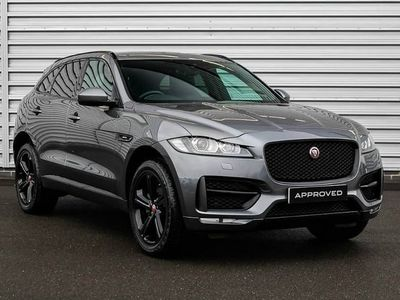 used Jaguar F-Pace 2.0 i4 Diesel (180PS) R-Sport AWD 2018