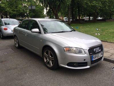 used Audi A4 1.9 TDI S line 4dr