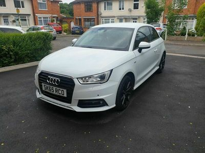 used Audi A1 1.4 TFSI S line (s/s) 3dr