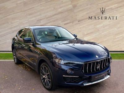 used Maserati Levante Granlusso V6 GRANLUSSO 5DR AUTO 3.0