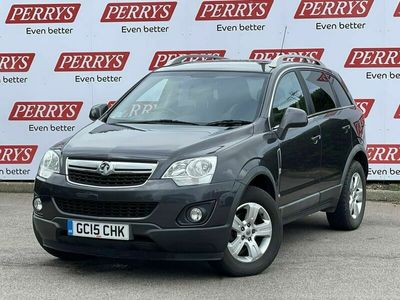 used Vauxhall Antara 2.2 CDTi Exclusiv 5dr [2WD] [Start Stop] Estate Estate 2015
