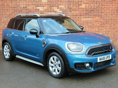used Mini Cooper S Countryman 2.0 ALL4 5dr Auto