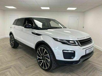 used Land Rover Range Rover evoque 2.0 LOW MILES!