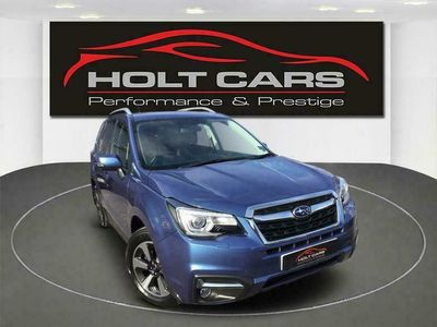 used Subaru Forester 2.0 XE Premium Lineartronic 4x4 5dr