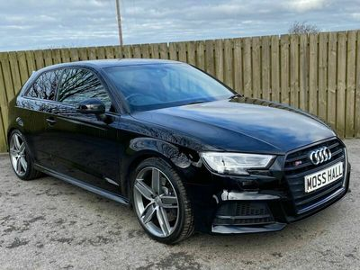used Audi S3 2.0 TFSI Black Edition S Tronic quattro (s/s) 3dr