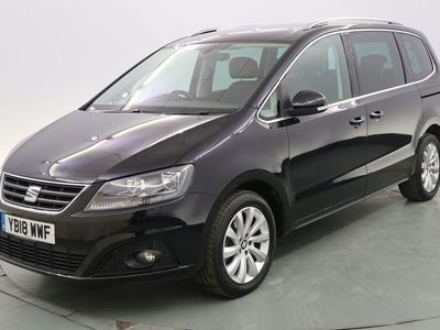 used Seat Alhambra 2.0 TDI CR Ecomotive SE [150] 5dr - BLUETOOTH AUDIO