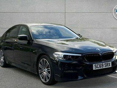 used BMW 530 5 Series d xDrive M Sport Saloon 3.0 4dr