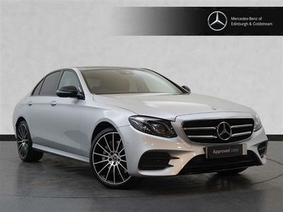 used Mercedes E400 E-Class Saloon4MATIC AMG Line Night Edition Premium Plus 2.9 4dr