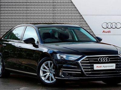 used Audi A8 50 TDI Quattro 4dr Tiptronic