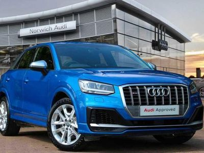 used Audi S2 Q2 ESTATEQuattro 5dr S Tronic*Pre Registered*