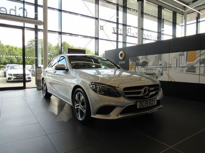 used Mercedes C300 C CLASS SALOONSport Premium 4dr 9G-Tronic