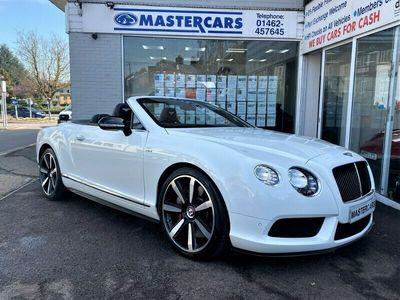 used Bentley Continental GT V8 S Mulliner Spec