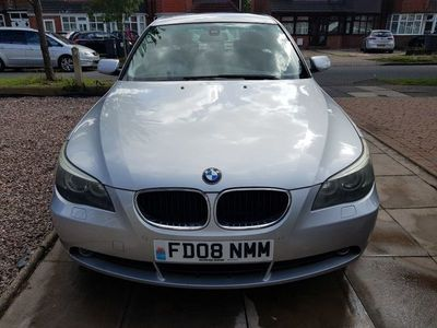 used BMW 525 5 Series 3.0 i SE 4dr