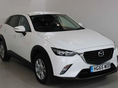 used Mazda CX-3 2.0 SKYACTIV-G SE-L Nav (s/s) 5dr