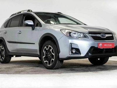 used Subaru XV 2.0i SE Lineartronic 4WD (s/s) 5dr