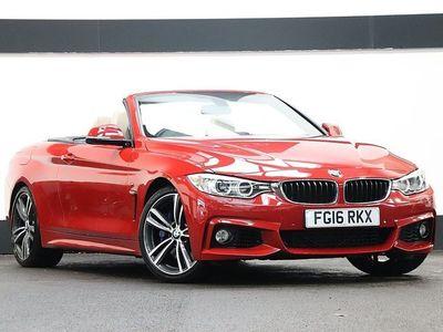 used BMW 440 4 Series i M Sport 2dr Auto [Professional Media]