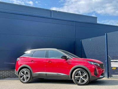 used Peugeot 3008 1.5 BlueHDi GT (s/s) 5dr