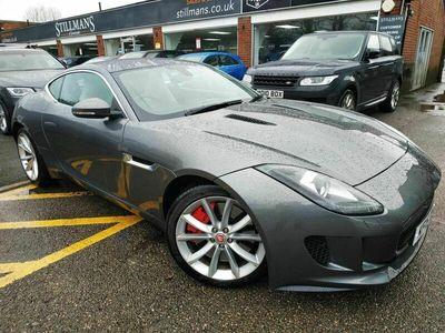 used Jaguar F-Type 3.0 V6 S Quickshift 2dr