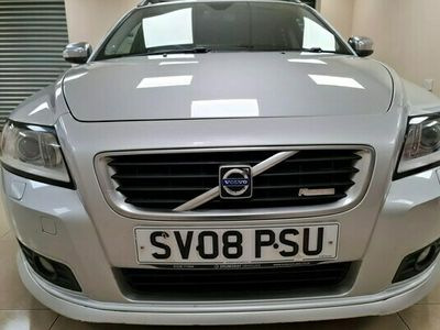 used Volvo V50 2.0D Sport 5dr