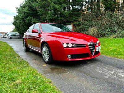 used Alfa Romeo 159 2.2 JTS Lusso 4dr