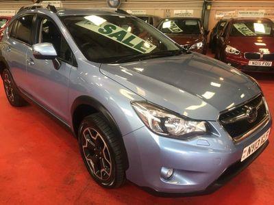 used Subaru XV 2.0D SE 4WD 5dr EU5