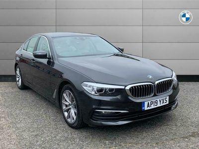 used BMW 530 e SE Saloon