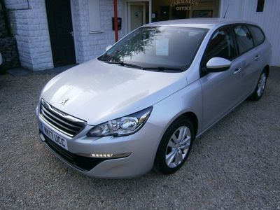 used Peugeot 308 SW 1.6 BlueHDi Active (s/s) 5dr
