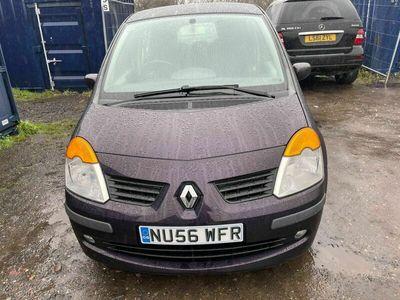 used Renault Modus 1.6 16v Dynamique 5dr
