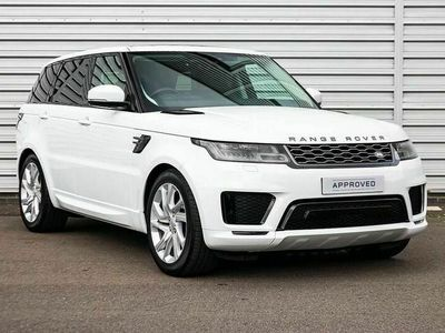 used Land Rover Range Rover Sport SD V6 HSE Dynamic Auto 4WD 5-door