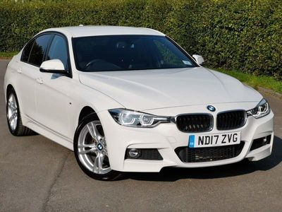 used BMW 320 3 Series i M Sport 4dr