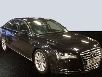 used Audi A8 3.0 TDI SE Executive Tiptronic quattro 4dr LWB