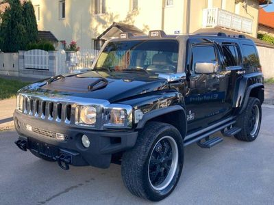 used Hummer H3 3.7 Luxury 5dr Auto