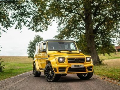 used Mercedes G63 AMG G ClassMansory 5.5