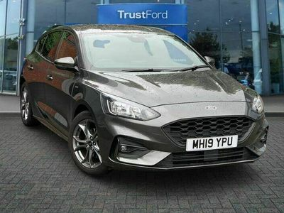 used Ford Focus 1.0 EcoBoost 125 ST-Line 5dr***With Sync 3 Satellite Navigation***