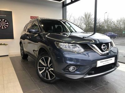 used Nissan X-Trail Station Wagon 5-Door 1.6 dCi N-Vision diesel station wagon