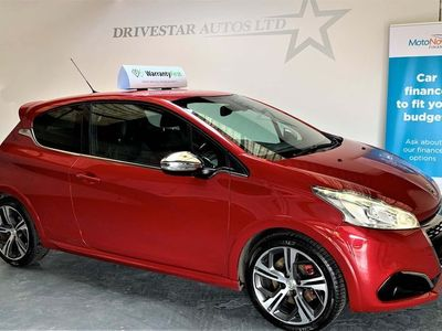 used Peugeot 208 1.6 THP GTi (s/s) 3dr