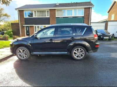 used Citroën C-Crosser 2.2 HDi Exclusive 5dr