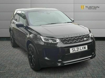 used Land Rover Discovery Sport 2.0 D200 MHEV R-Dynamic S Plus SUV 5dr Diesel Auto 4WD (s/s) (5 Seat) (204 ps)