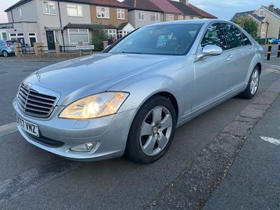 used Mercedes S320 S Class 3.0CDI Saloon 4dr Diesel 7G-Tronic (220 g/km, 235 bhp)