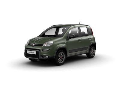 used Fiat Panda 4x4 Wild 0.9 Twinair 85hp