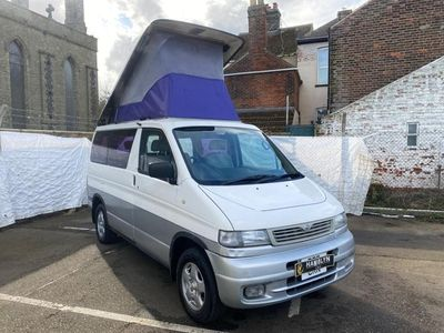 used Mazda Bongo Bongo2009 4x4 2.5TD Auto 8 Seater Camping van, Only 49,00