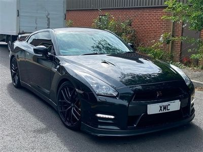 used Nissan GT-R 3.8 [550] Premium 2dr Auto