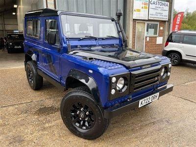 used Land Rover Defender 90 TDI COUNTY STYLE **U.S.A EXPORTABLE**