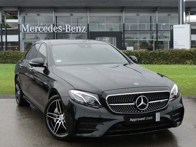 used Mercedes E53 AMG E CLASS4Matic+ Premium Plus 4dr 9G-Tronic Automatic amg saloon