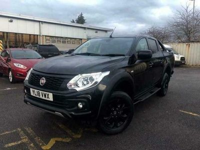 used Fiat Fullback 2.4D Cross Double Cab Pickup Auto 4WD 4dr