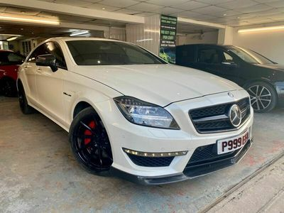 used Mercedes CLS63 AMG CLS AMG4d Tip Auto
