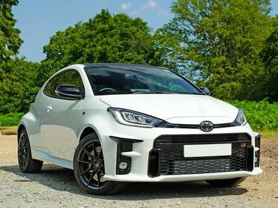 used Toyota Yaris 1.6T GR Circuit AWD 3dr