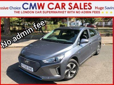 used Hyundai Ioniq 1.6 h-GDi SE DCT (s/s) 5dr